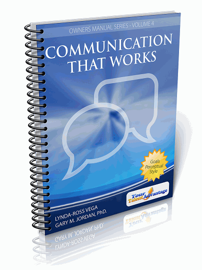 Book cover of the Communications That Works Manual