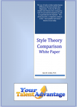 Styles Theory Comparison WHite Paper