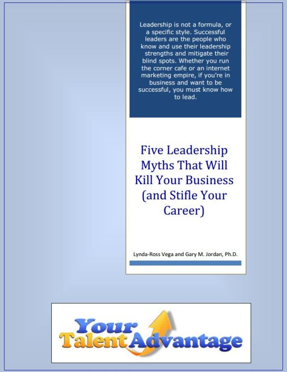 Five Leadership Skills that will Kill your business (and stifle your career)
