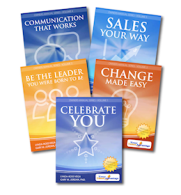 Picture of the complete Your Talent Advantage Owner's Manual series of five courses that will help you succeeded in business and in your personal life.