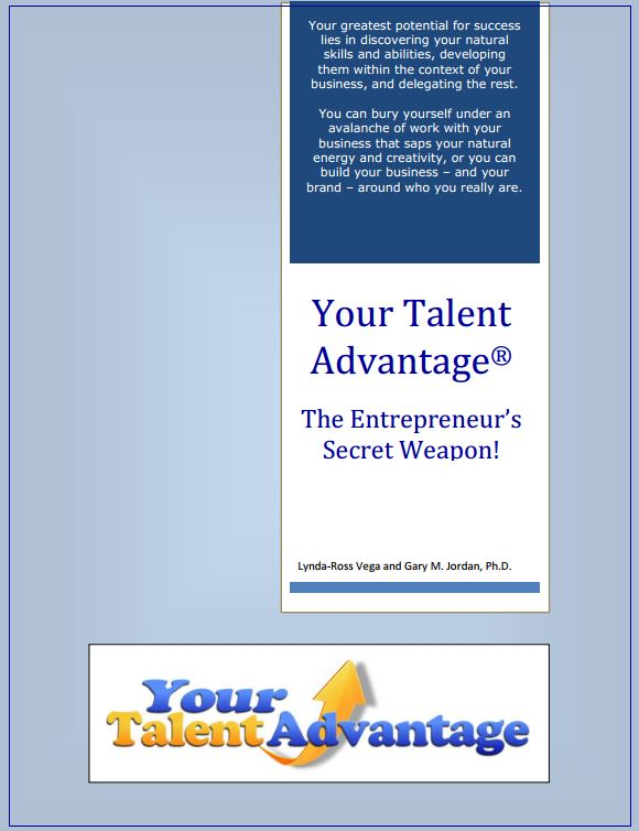 Your Talent Advantage - The Entrepreneur's Secret Weapon